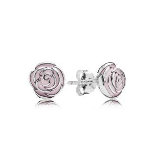 PANDORA Rosa Rose Stud Brincos