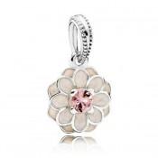 Pandora Blooming Dahlia Charms Set