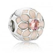 Pandora Blooming Dahlia clip Charms