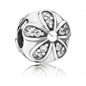 Pandora Dazzling Margaridas clip Charms