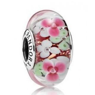 Pandora Flower Garden Contas Charms