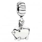 Pandora Piggy Dangle Charms