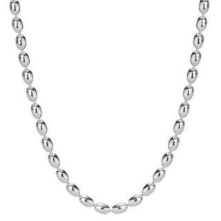 Pandora Prata extravagante 80 centímetros Colares