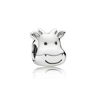 Pandora alegre Cow Charms