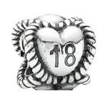 PANDORA 18 Milestone aniversário Charms