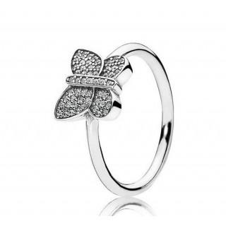 PANDORA Aneis borboleta Sparkling