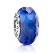 PANDORA Azul fascinante Charms Contas