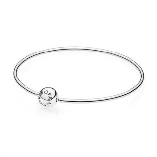PANDORA ESSENCE Sterling Prata Bangle Pulseira