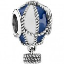 PANDORA Hot Air Balloon Azul Charms