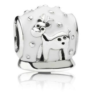 PANDORA Snow Globe Charms