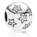 PANDORA Twinkle Twinkle clip Charms