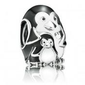 PANDORA da família do pinguim Charms