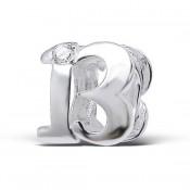 Pandora 13º aniversário ou do aniversário Charms de Contas