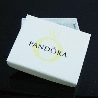 Pandora Amarelo Branco Joias Box