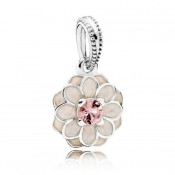 Pandora Blooming Dahlia Charms Set