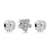Pandora Bouquet Of Brilliance Charms Set
