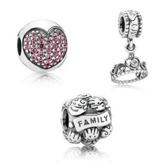 Pandora Família Real Gift Set