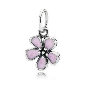 Pandora Flor Flor de cerejeira Colares Pendant