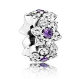 Pandora Forget Me Not Spacer Charms