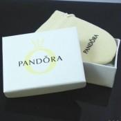 Pandora Grande sacos de pano Joias Box