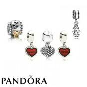 Pandora Matriz & filha Gift Set