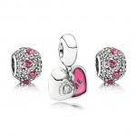 Pandora Me & You Forever Charms Set