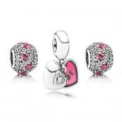 Pandora Me & You Forever Charms Set