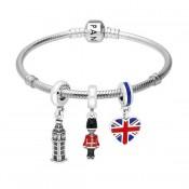 Pandora Melhor de Pulseira completa britânica