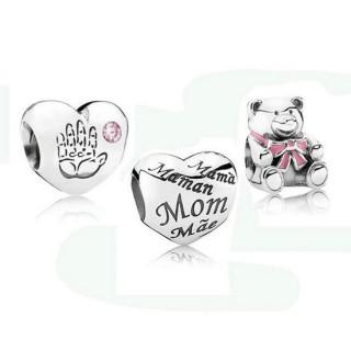 Pandora New Mom menina Gift Set