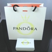 Pandora Papel Sacos E Joias Box