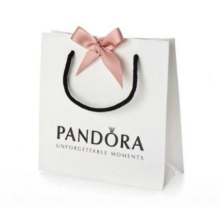 Pandora Papel da fita Rosa Bolsas