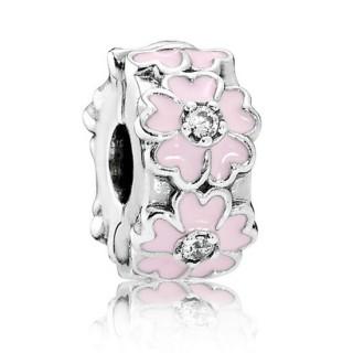 Pandora Rosa Primrose clip Charms