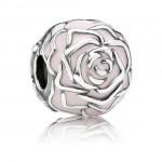 Pandora Rosa Rose Clipe Charms