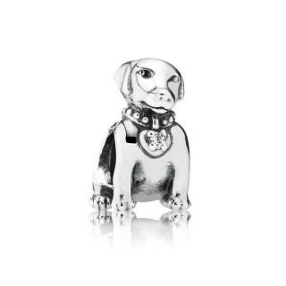 Pandora cão Labrador Charms