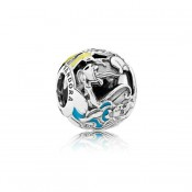 Pandora da Disney Alice Tea Party Charms