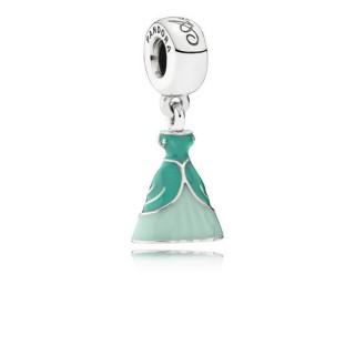 Pandora da Disney Ariel de vestido Charms