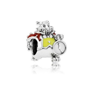 Pandora da Disney Branco Coelho Charms