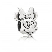 Pandora da Disney Minnie Retrato Charms Contas