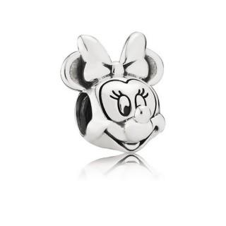 Pandora da Disney Minnie Retrato Charms Contas
