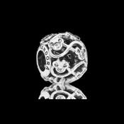 Pandora da Disney Minnie e Mickey da infinidade Charms