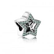 Pandora da Disney Tinker Bell Estrela Charms