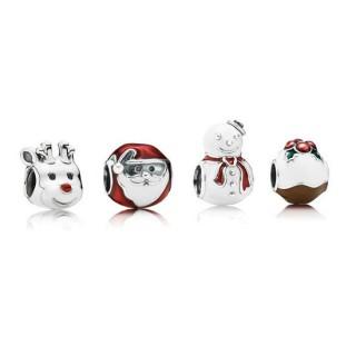 Pandora epítome do Natal Charms Set