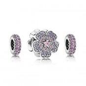 Pandora luxuoso Primrose Charms Set