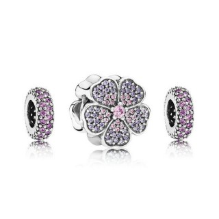 Pandora luxuoso Primrose Charms Set