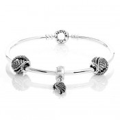 Penas Pandora Majestic completa Bangle